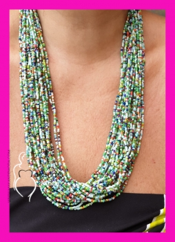 M-55 Collar multicolor.