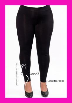 IG-0393N Legging viscosa largo. (Negro , Marino)