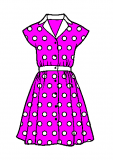 Vestidos y Falda