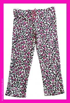 M-1607C Pantalón Calentito Pijama. CORAZÓN.