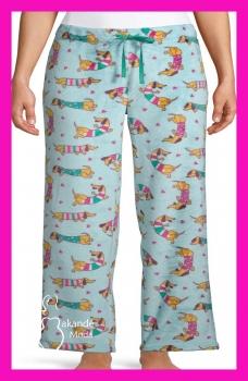 M-1607P Pantalón Calentito Pijama. PERROS.