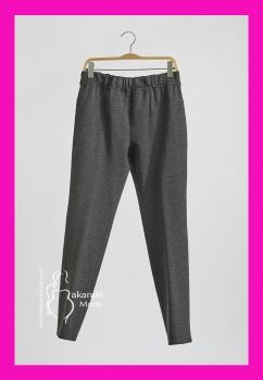 S-19568G Pantalon punto. GRIS.