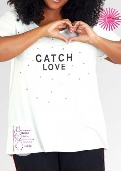 M-3062 Camiseta Atrapando el Amor.