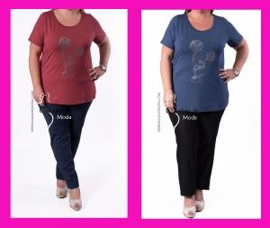 IG-3629 Camiseta Mouse piedras. ( Negra, Caldera, Azul, Lila ).