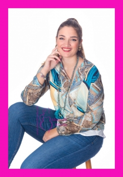 A-1611 Chaqueta calada passworld